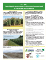 Best Management Practices Fact Sheet for Agriculture
